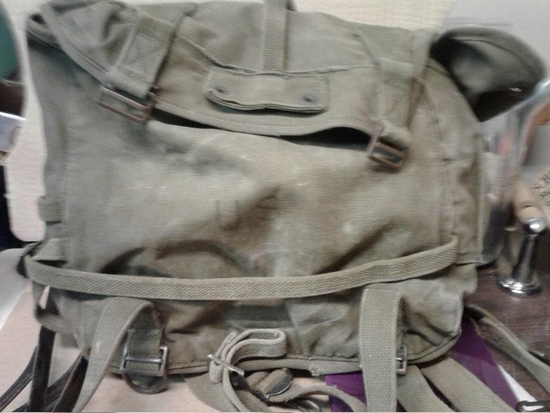 1949 US Military Haversack,backpack, daypack