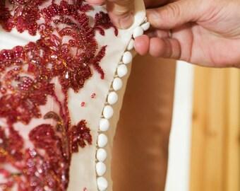 Weddingdress handmade