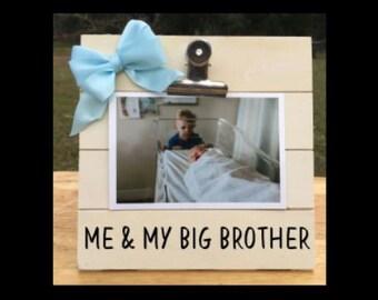 Big Brother Frame Etsy