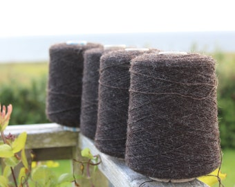 Unique handshorn Hebridean weaving yarn from our small flock on the Isle of Skye