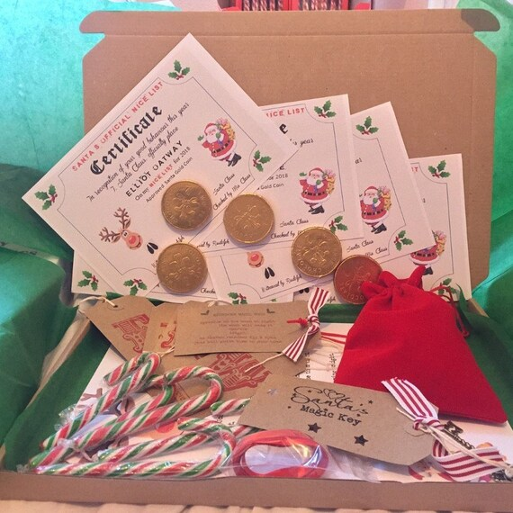 X20 BAGS MAGICAL REINDEER FOOD Christmas Eve Boxes Oats Sprinkles Xmas Eve Box