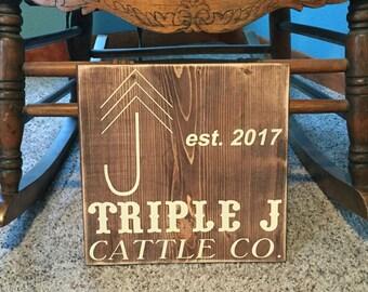 Farmer rancher christmas gift