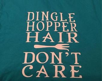 Youth Dinglehopper Hair Shirt