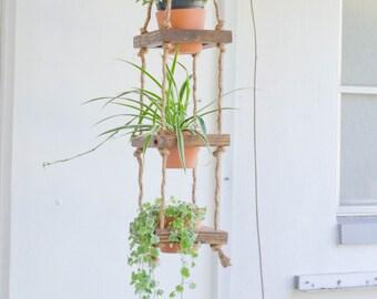 Indoor Garden Wall Hanging Plants Etsy