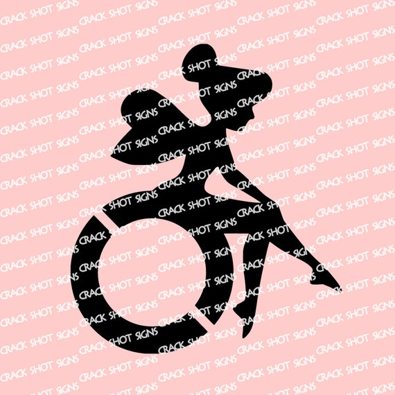 Window Bumper Laptop Stickers Graphics and More Disabled Wheelchair Symbol Blue Set of 16 Handicapped