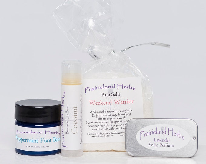Pamper Pack Gift Set