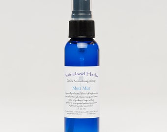 Mutt Mist - Canine aromatherapy doggie spray