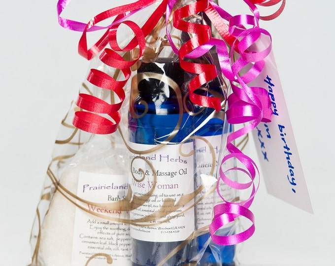 Relax Pack Gift Set