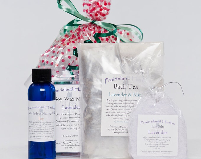 Soak Your Cares Away Gift Set