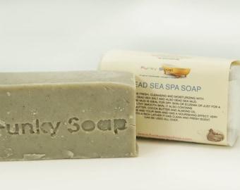 1 piece Dead Sea Spa Soap 100% Natural Handmade 65g