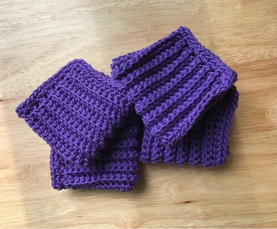 Cotton Bathroom Washcloths, Crocheted Dishcloths, Face Cloths, Body Washcloth, Multipurpose Cloths, Household Cloths, Eco Friendly Cleaning