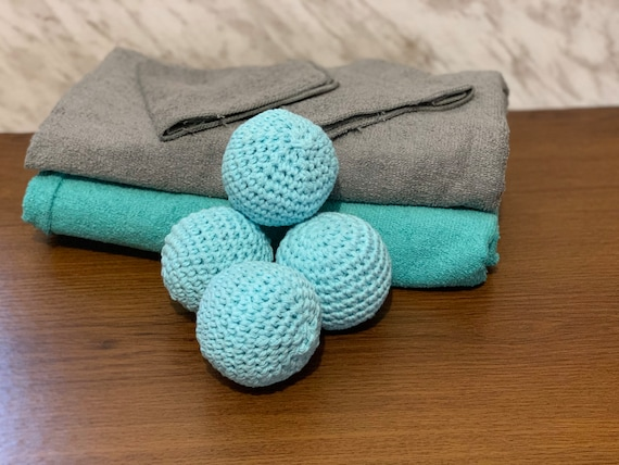 Cotton Dryer Balls - Zero Waste Dryer Balls