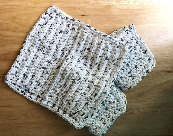 Zero Waste Washcloth - Cotton Dishcloth