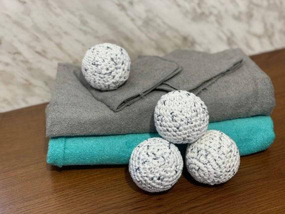 Natural Zero Waste Cotton Dryer Balls