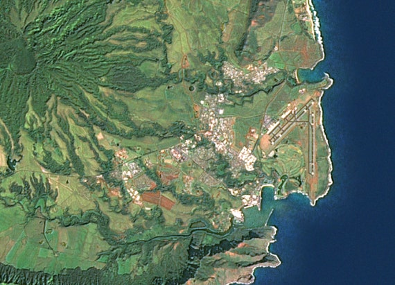 Kaua'i Satellite Image, Hawai'i, Hawaiian Islands, United States, Aerial on blank us map including alaska and hawaii, map from usa to hawaii, map showing hawaii, blank indiana map, blank florida map, outline of hawaii, blank town map, blank map canada and alaska, street map oahu hawaii, blank world map, size of hawaii, blank wisconsin map, blank texas map, blank island map, blank georgia map, blank us map with alaska and hawaii, blank rpg maps, blank oklahoma map, blank oahu map, detailed map kona hawaii,