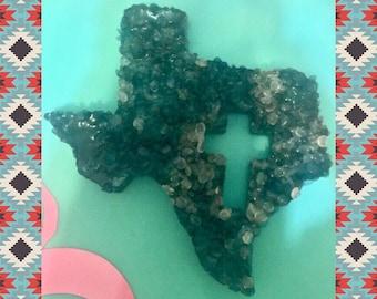 Heart of Texas Air Freshener