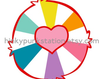 picture relating to Care Bear Belly Badges Printable known as Treatment bears pictures Etsy