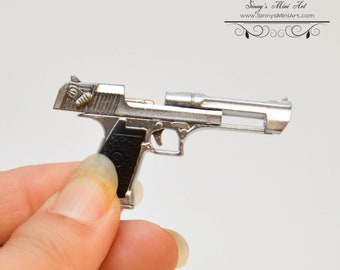 Miniature Weapons Etsy
