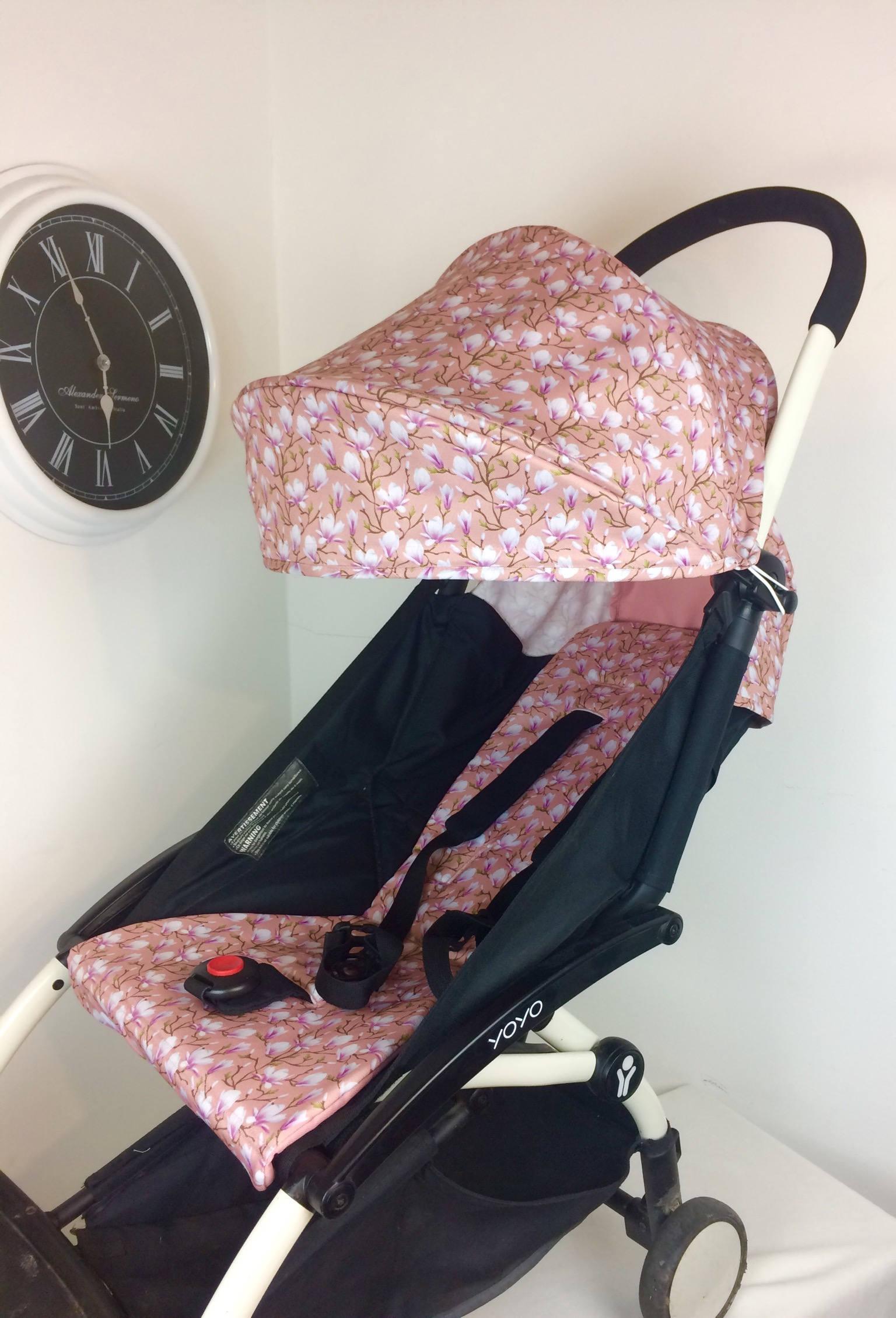 Babyzen yoyo set kit colour pack custom canopy and seat liner