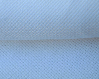 100% Natural White Linen Fabric