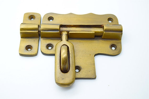 Old Fashion Gate Latch