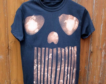 90's T-Shirt Grunge T-Shirt Skull Oven - Indie Rock, Alternative Band T Shirt