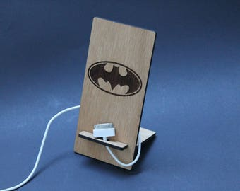 Phone Stand - Batman Inspired