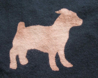Dog T-shirt Adult Unisex - Crew Style Chihuahua with customisable to your dog