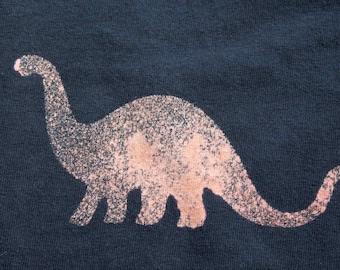 Dinosaur T-shirt Adult Unisex - Crew Style Brachiosaurus