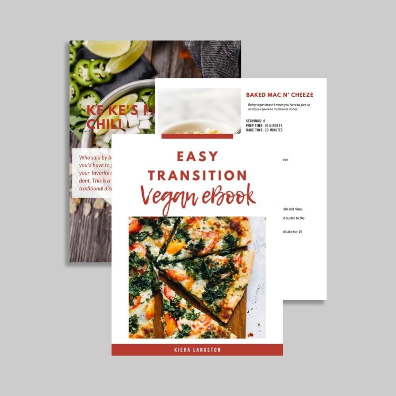 Vegan Cookbook image 0