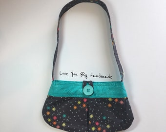 Little Girl Purse, Toddler Purse, Little Girls Bag, Girls Accessories, Girls Fashion, Kids Bag, Gift for Girls, Shine