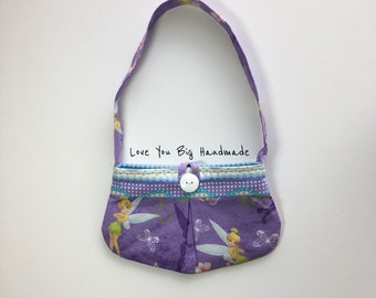 Little Girl Purse, Toddler Purse, Little Girls Bag, Girls Accessories, Girls Fashion, Kids Bag, Gift for Girls, Fairy #2