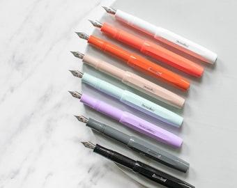 Kaweco Sport Skyline fountain pen, Kaweco ink pen, German stationery