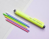 Tailor's Chalk Mechanical colored Taylor's Chalk in 6 colors Koh-i-noor Sewing pen sewing marker