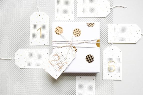 Calendario Dellavvento Punto Croce.Cross Stitch Calendario Dell Avvento Punto Croce Pendente Di Ricamo Punto Kit Cross Stitch Avvento Calendario Appeso Etichette Calendario