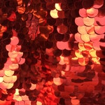 Shiny 20mm paillette sequin on mesh fabric new colors on sale now sold by yard