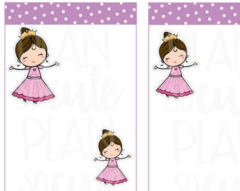 Princess Planner Stickers -200