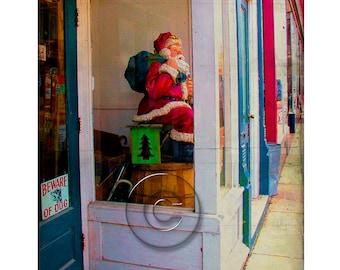 Beware of Santa