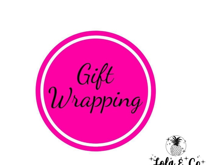 Special Occasion Gift Wrap | Holiday Wrap