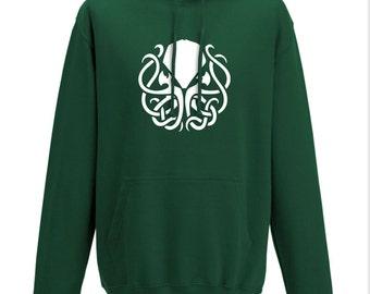 Cthulhu hoodie | Etsy