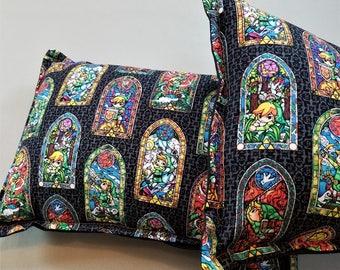Legend of Zelda Pillows (Set of 2)