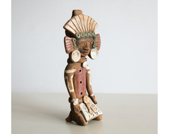 Mexican Terracotta Figure