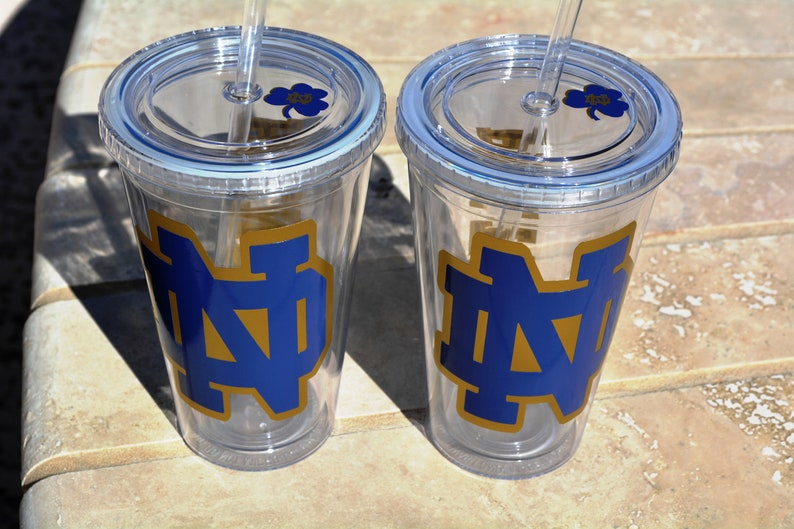 17923aa4859fb University of Notre Dame Fighting Irish Personalized Cups