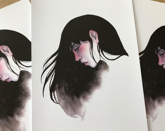 Print - Lonely