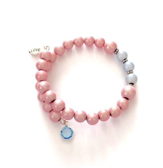 Handmade Bracelet Gifts for her Beaded Wrap Bracelets Gift for Mom Ready to ship Boho Bracelet Stocking stuffers Boho Crystal