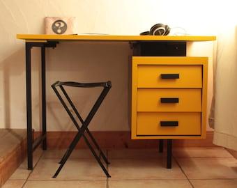 Penderie u bureau vintage « meubles sam bois matériau