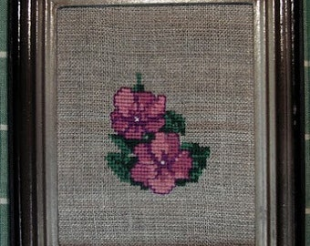 Cross Stitch picture