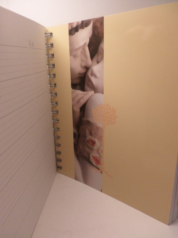 Beautiful! Vintage 90's NEW never used LLAdro address book (journal)
