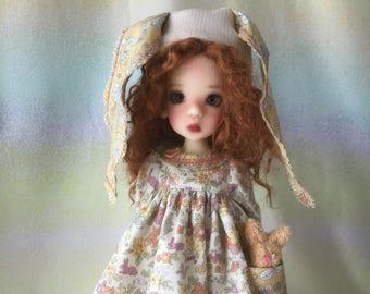 Honey Bunny outfits for Kaye Wiggs mini Layla