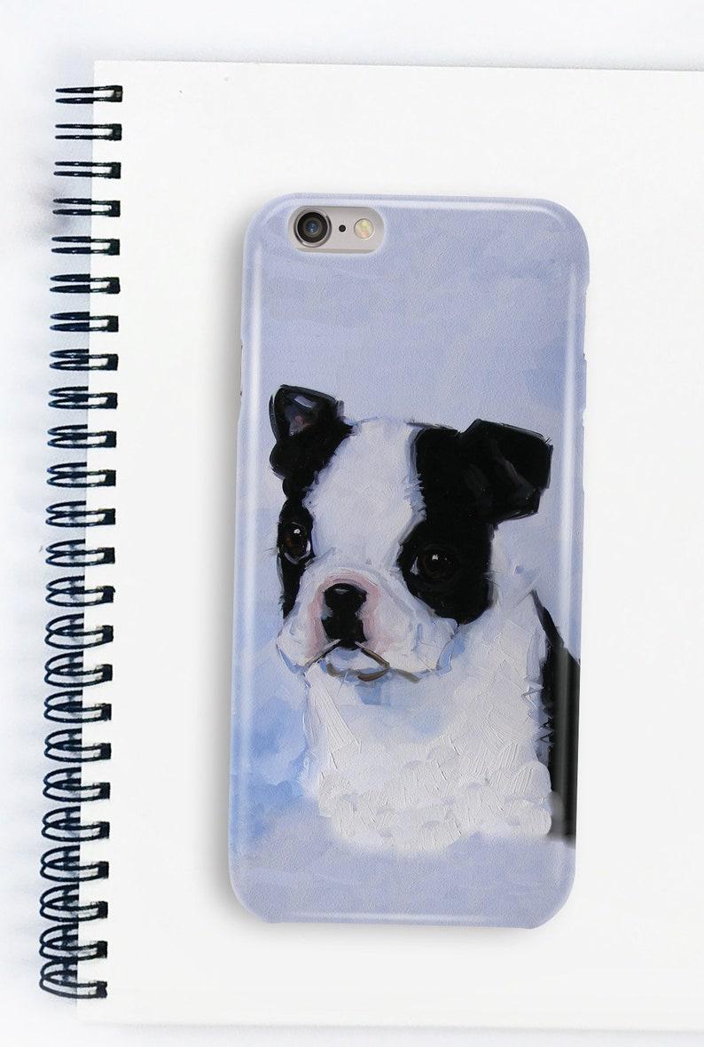 ec791274c6a Boston Terrier phone case iPhone 5 iPhone 6 iPhone 7